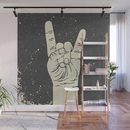 Rock me Baby Wall Mural