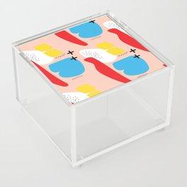+ COLOURS Acrylic Box