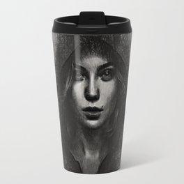 black mamba Travel Mug