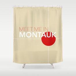 Montauk Shower Curtain