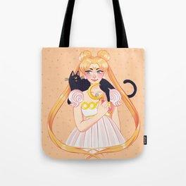 Usagi & Luna Tote Bag