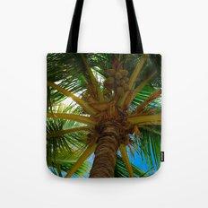 Tropical Shade Tote Bag