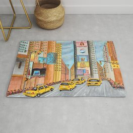 One Times Square Rug