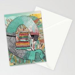 Las Garrapatas de Bruno Stationery Cards
