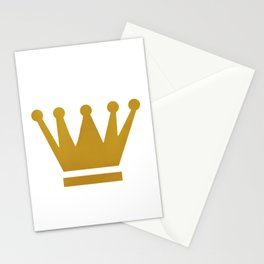 Crown Stationery Cards