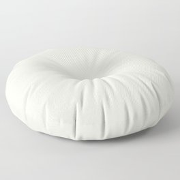 Inspired by Valspar America December Starlight Off White 7003-7 Solid Color Floor Pillow