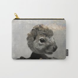 Miss Squirrel Carry-All Pouch