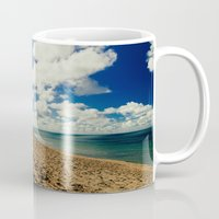 lighthouse Mugs featuring Lighthouse by Robin Oijer Photography