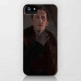 Van Helsing iPhone Case