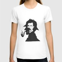 conan T-shirts featuring Sir Arthur Conan Doyle by VivienKunde