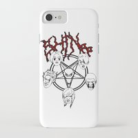 shinee iPhone & iPod Cases featuring KVLT SHINee by Julia C. Elliott