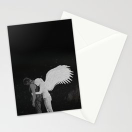 Daryl Dixon and Beth Green pt.II Stationery Cards