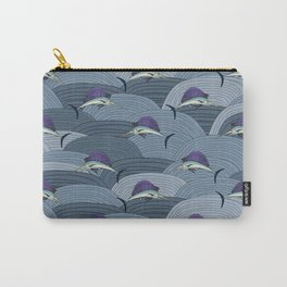 Swordfish Espadon | Pattern Art Carry-All Pouch