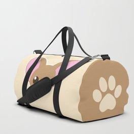 Cute Chihuahua puppy dog Duffle Bag