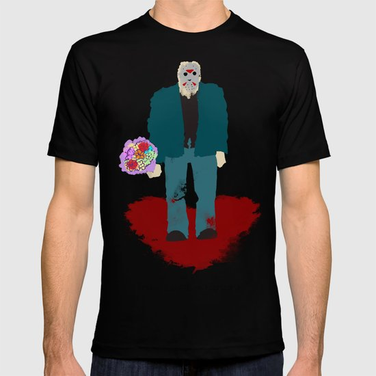 Friday the 14th of February (Monsters in Love) T-shirt
