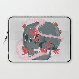 death and silence Laptop Sleeve