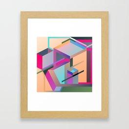 Maskine 22 Framed Art Print