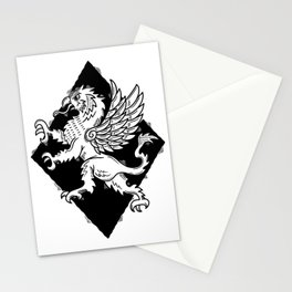 gryphon armory Stationery Cards
