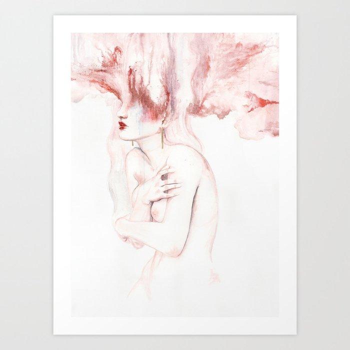 Le Vide Constant Art Print