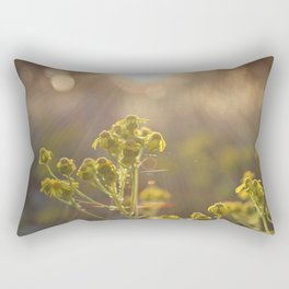 Let Light In Rectangular Pillow