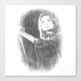 Mazzy Star Canvas Print