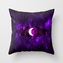 NightVale NightSky Throw Pillow