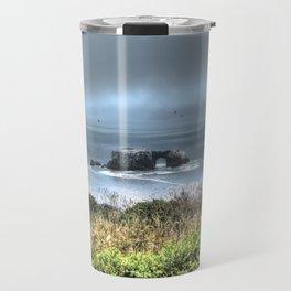 Arched Rock Sonoma Coast Travel Mug