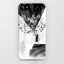 Parker's Quest iPhone Case