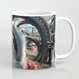 Big Steam Coffee Mug