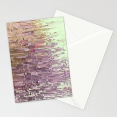 Mini square colors Stationery Cards