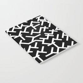 Geometric Labyrinth Notebook