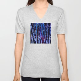 Mythical Forest of Mystical Dreams Unisex V-Neck