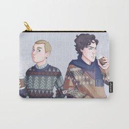 Autumn Baker Street Boys Carry-All Pouch