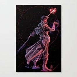 Pavus Canvas Print