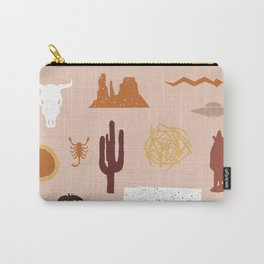 Death Valley Days 1 Carry-All Pouch