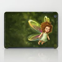 fairy iPad Cases featuring Fairy by Ma. Luisa Gonzaga