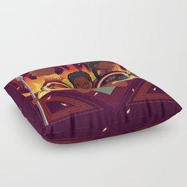 Women of Wakanda v2 Floor Pillow