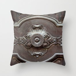 Rustic Chic Throw Pillow