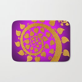 Bodhi Tree0606 Bath Mat