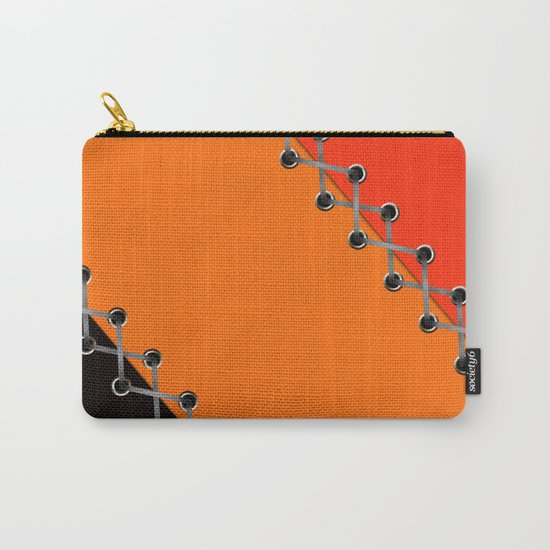 Lacing .3 . Carry-All Pouch