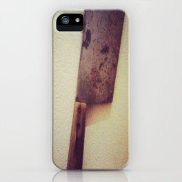 vintage1 iPhone Case