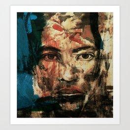The Human Race 2 Art Print
