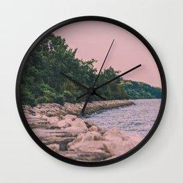 Maze Wall Clock