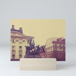 Stockholm 4 Mini Art Print