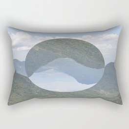 Slice of Paradise Rectangular Pillow