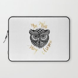 Owlsome Laptop Sleeve