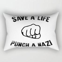 Save a Life Rectangular Pillow