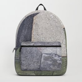 An imperial wall Backpack