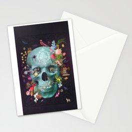 CREATION Skull Stationery Cards