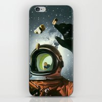 portal iPhone & iPod Skins featuring Portal by Peter Campbell